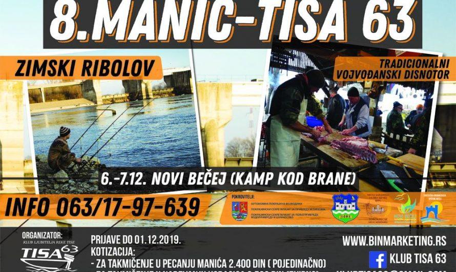 """Najava manifestacije """"Manić – Tisa 63"""""""