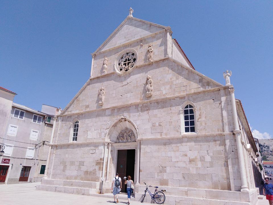 Crkva Svete Marije, grad Pag