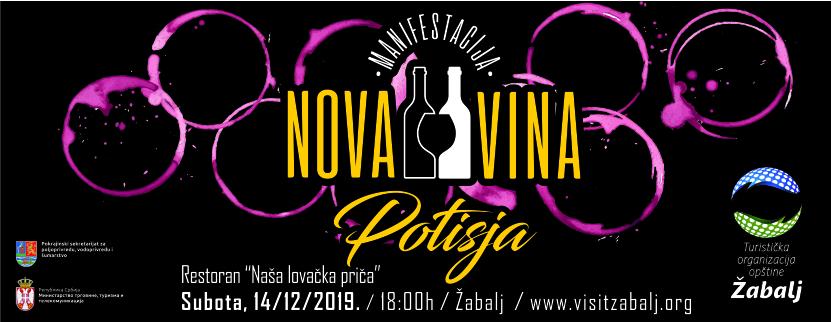 Nova vina Potisja – najava manifestacije