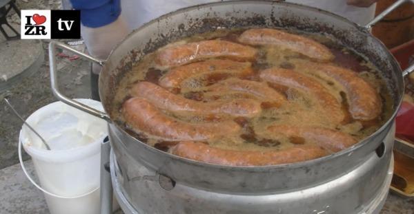 Festival kobasice - Belo Blato