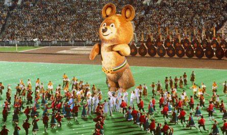 Olimpijada u Moskvi 1980.