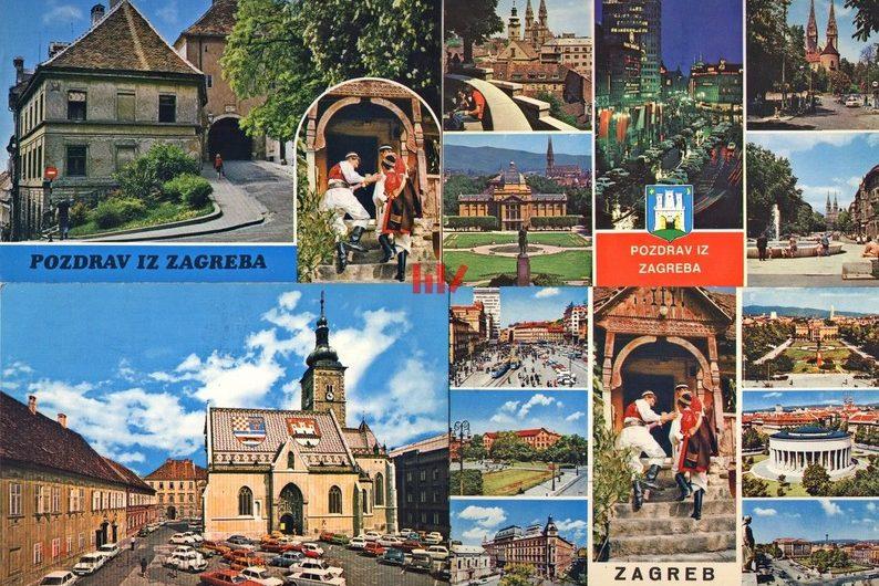 Zagreb, tak' te imam rad😉