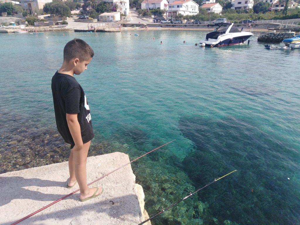 Jutarnji ribolov