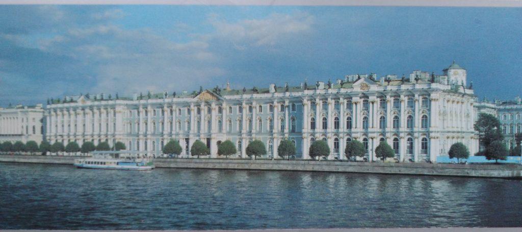 Ermitaž - Lenjingrad