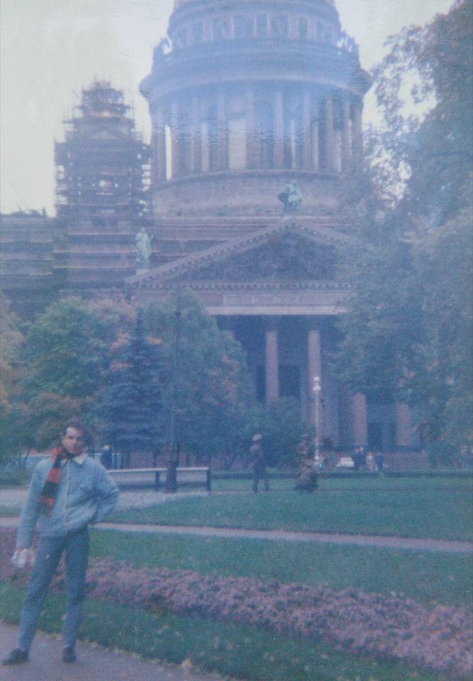 Isakijevska crkva u Lenjingradu