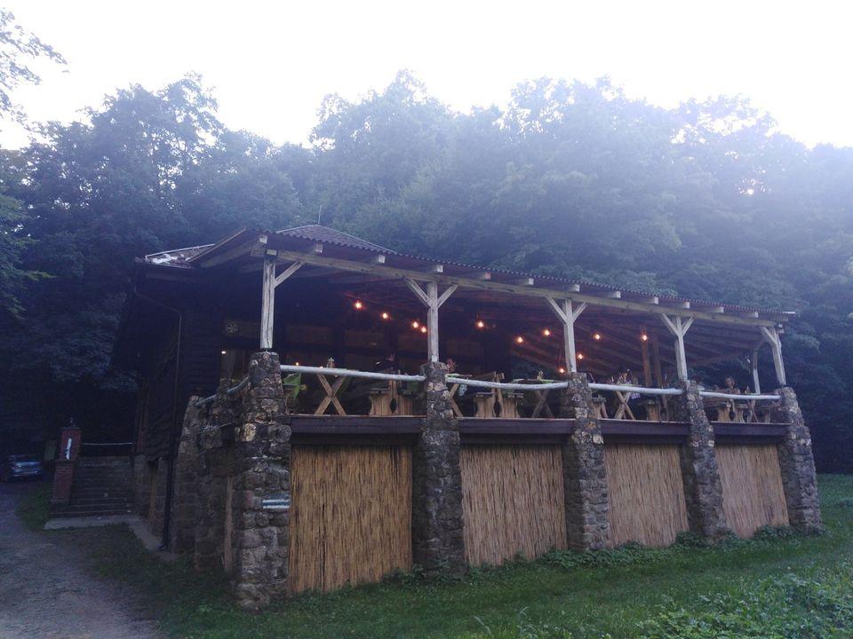 Restoran Brankov čardak na Stražilovu