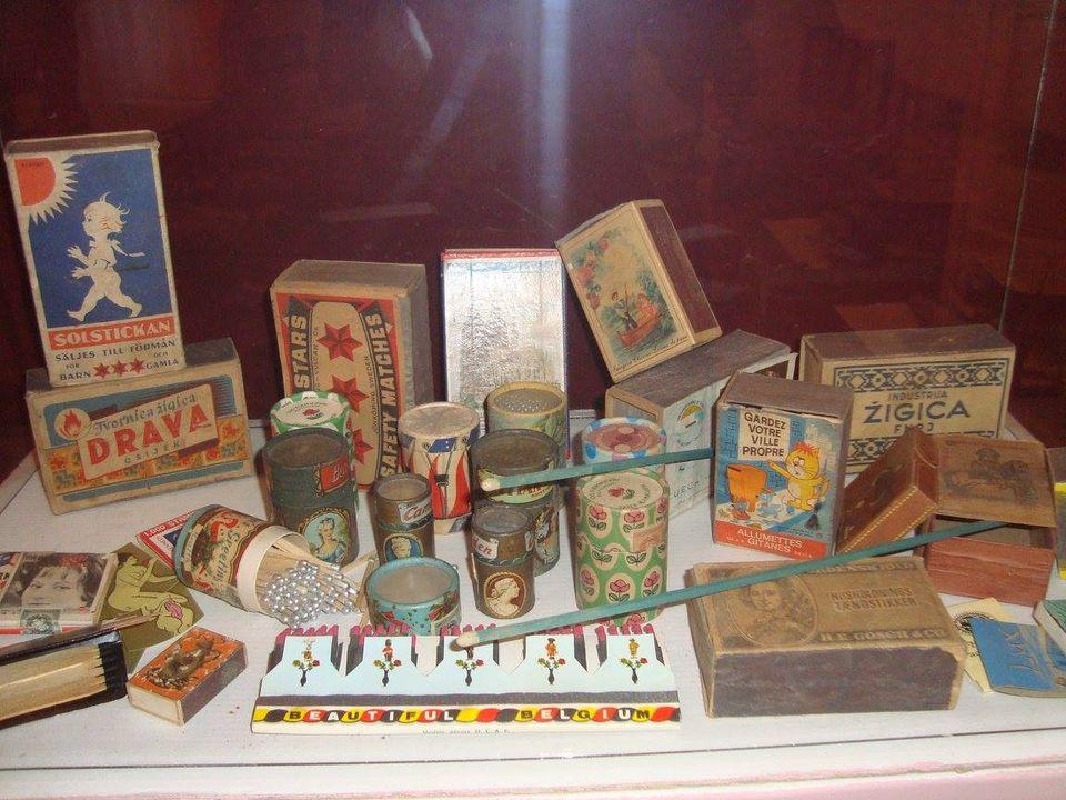 Muzej šibica u Sremskim Karlovcima