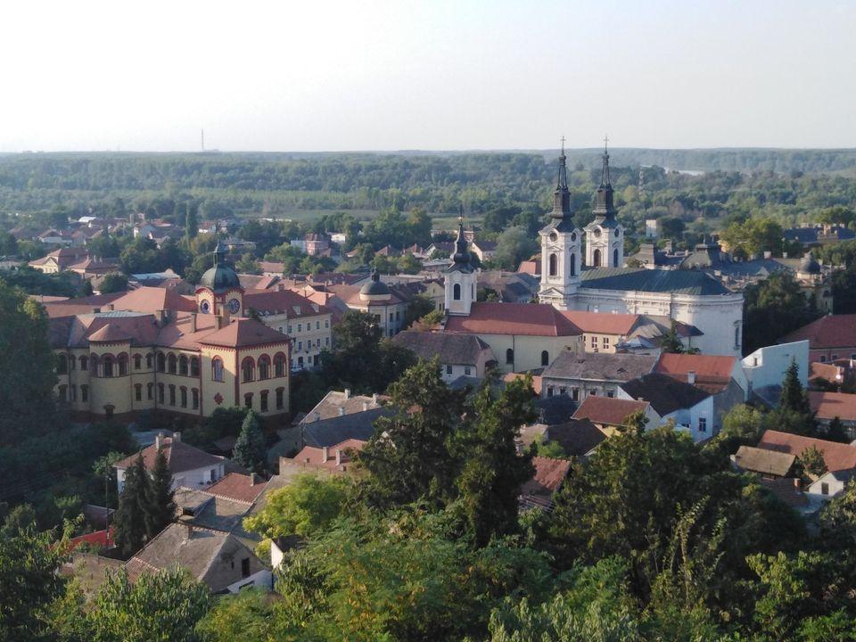 Panorama Sremskih Karlovaca