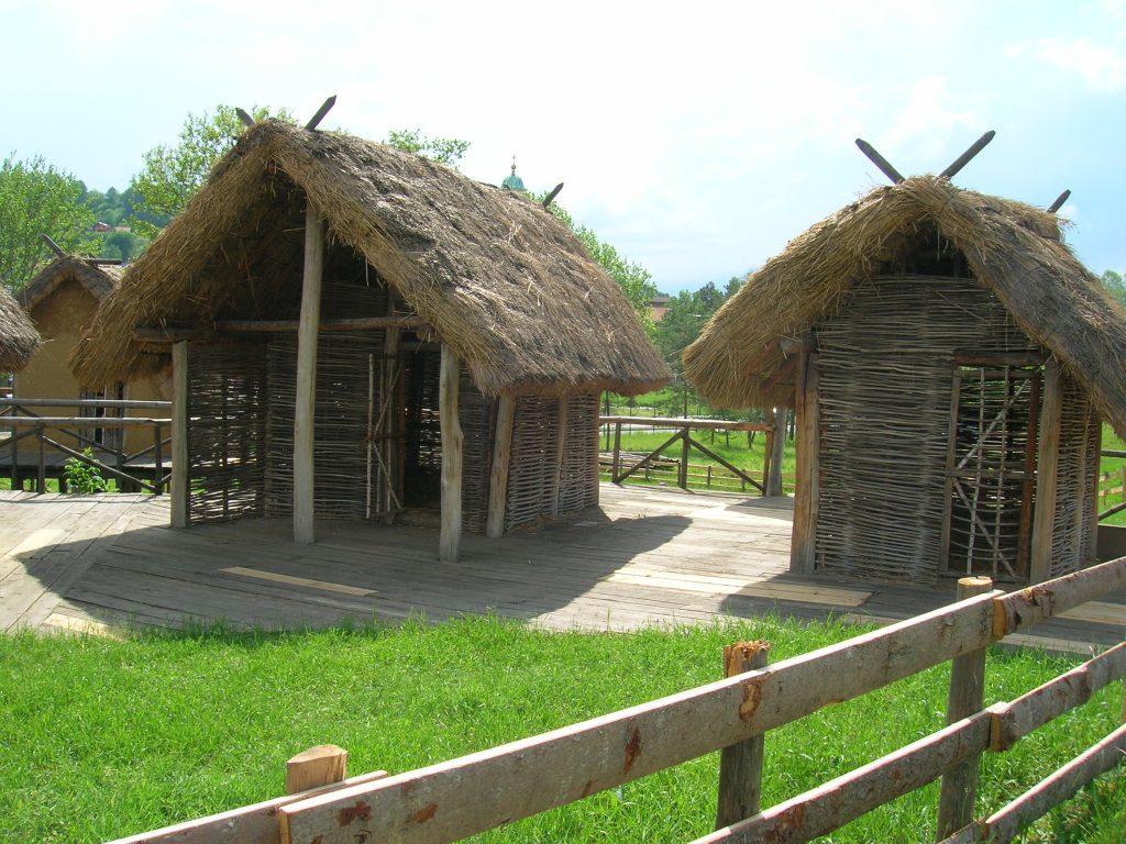 """Arheološki park """" Neolitsko-sojeničko naselje"""""""